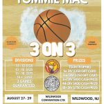 Tommie Mac on Basketball page