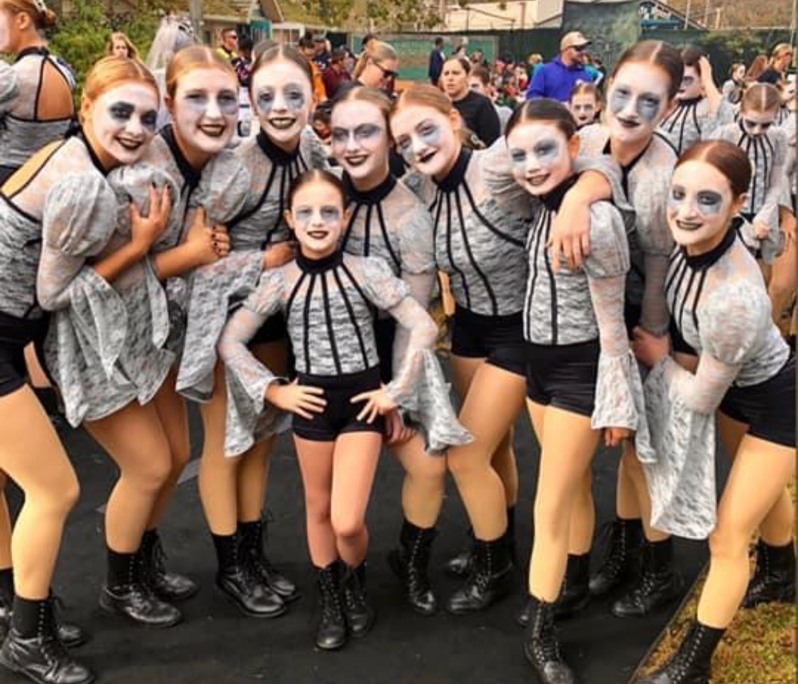 Cape May Dancers Halloween