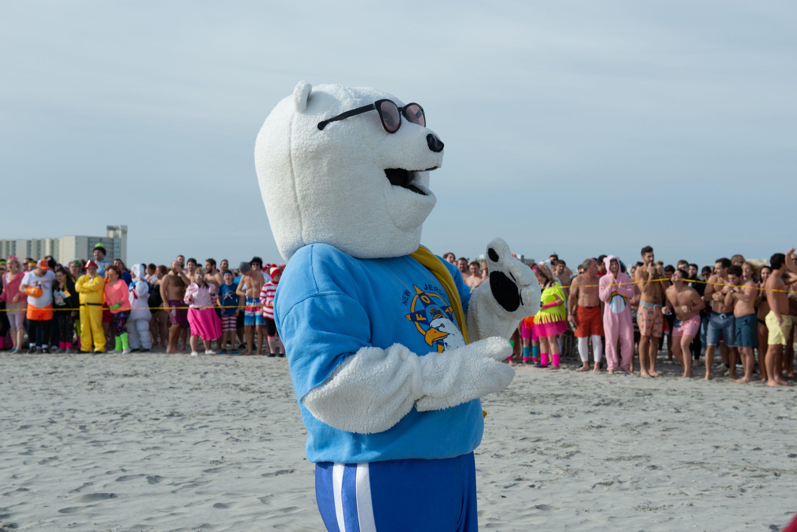 Special Olympics Polar Plunge